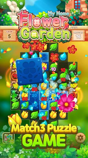 My Home Flower Garden screenshot 2