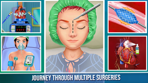 Open Heart Surgery New Games: Offline Doctor Games 3.0.14 screenshots 10