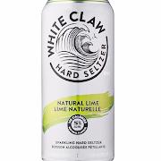 White Claw Lime Vodka Seltzer