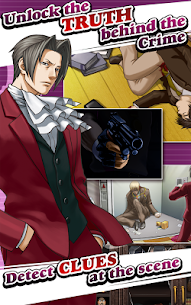 Ace Attorney Investigations – Miles Edgeworth Mod Apk Download For Android and Iphone 2