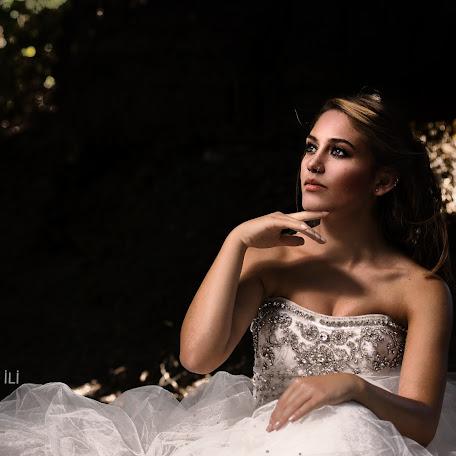 Fotógrafo de bodas Burcu Bal ili (burcubalili). Foto del 08.11.2017