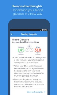 BlueStar Diabetes- screenshot thumbnail