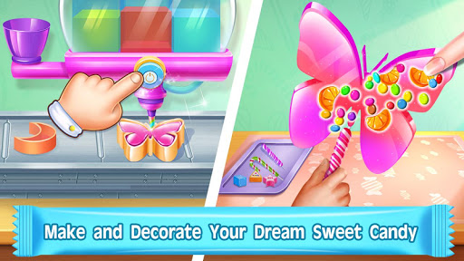 🍬🍬Candy Making Fever - Best Cooking Game screenshots 1