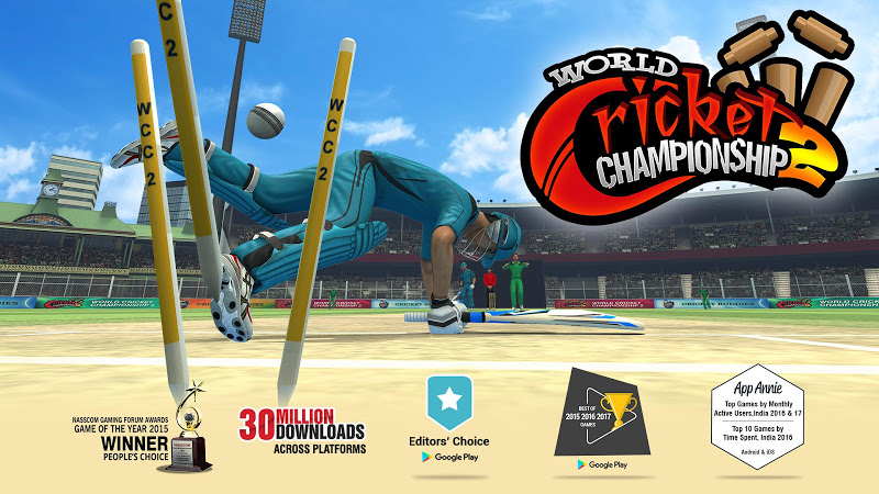 World Cricket Championship 2 Screenshot 1