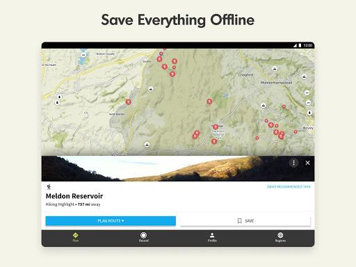 Komoot u2014 Cycling, Hiking & Mountain Biking Maps 10.16.5 Screenshots 11