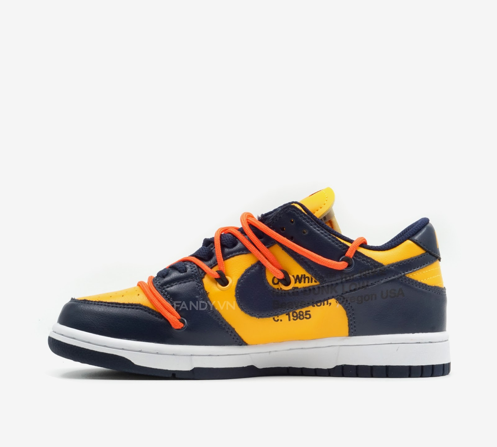 Giày Off-White  x Nike Dunk Low  Michigan