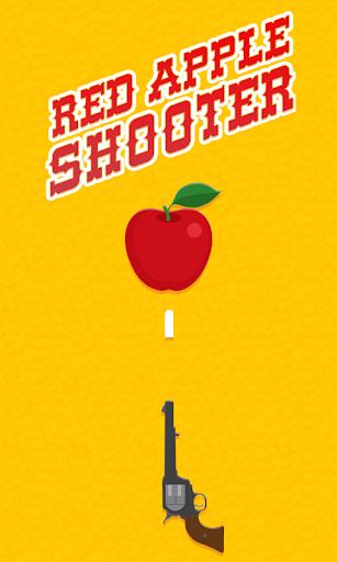 Red Apple Shooter - Fun Revolver Shooting Game  captures d'u00e9cran 2