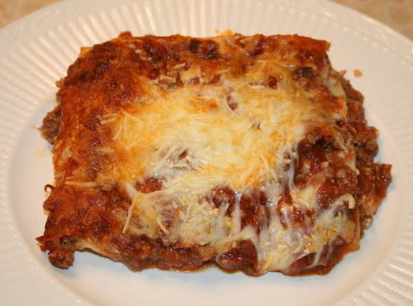 Flavorful Lasagna