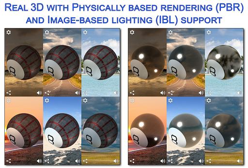 Magic 8 Ball 3D - Free, No Ads 1.0.615 screenshots 12