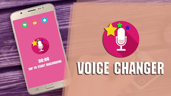 Voice Changer - Audio recorder - náhled