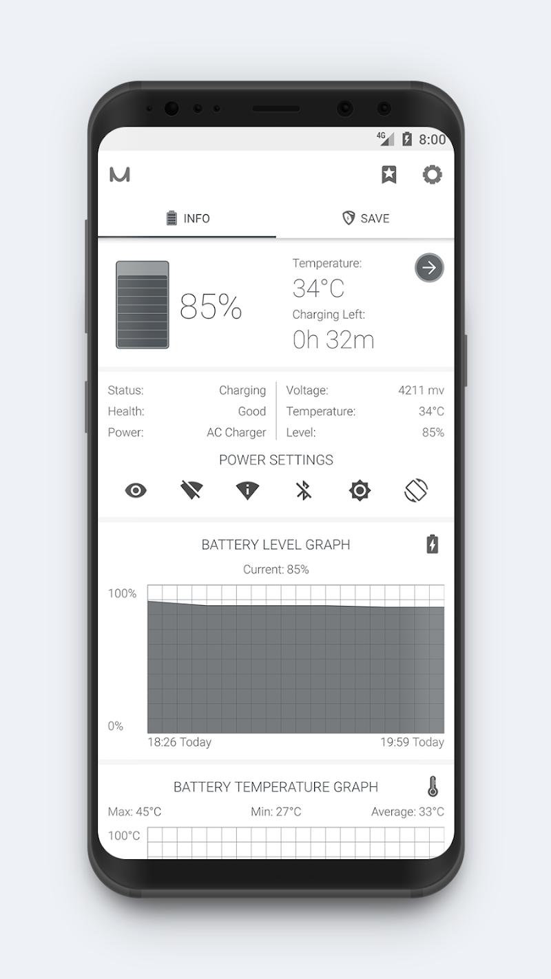 Battery Manager (Saver) Screenshot 4