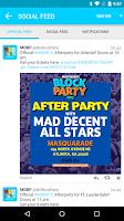 Screenshot of 2015 Mad Decent Block Party