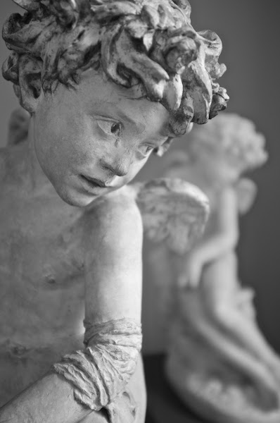 Photo: Wounded Cupid