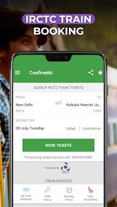 IRCTC train Booking, Indian Rail Train PNR Status 7.1.1