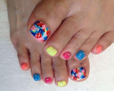 Cute toe nail designs 2017 android apps on google play cute toe nail designs 2017 screenshot thumbnail prinsesfo Gallery