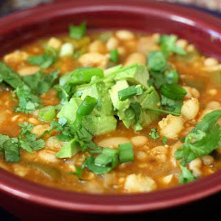 White Bean Tempeh Chili
