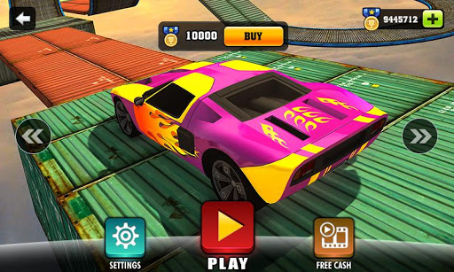 Impossible Stunt Car Tracks 3D 1.3 3