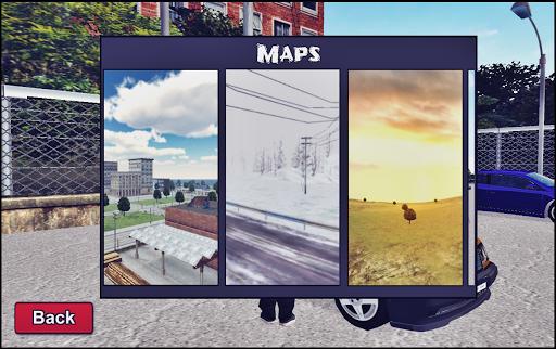 Benz E500 Drift & Driving Simulator 1.6 screenshots 3
