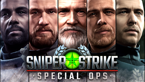 Sniper Strike u2013 FPS 3D Shooting Game screenshots 15