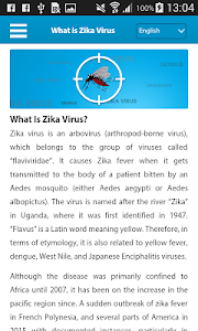 Zika Virus Info and News screenshot 3