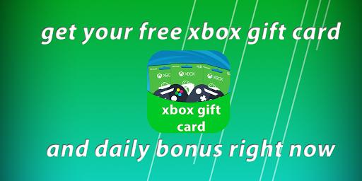 free xbox gift cards mod apk
