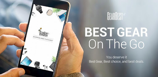 GearBest Online Shopping app (apk) free download for Android/PC/Windows screenshot