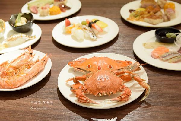 豐FOOD 多國海陸百匯吃到飽 台北最大buffet!狂吃牛排海鮮生魚片
