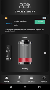 App Blazin Battery Saver APK for Windows Phone