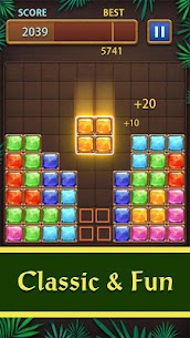 Block Puzzle – Jewels World 4