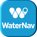 WaterNav North east icon