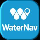 WaterNav North east icon