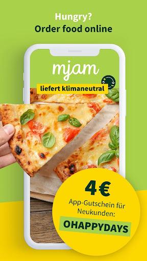 mjam.at - Order Food Online 7.8.2 screenshots 1