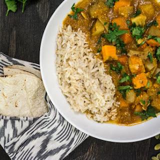Pepian Root Vegetable Stew