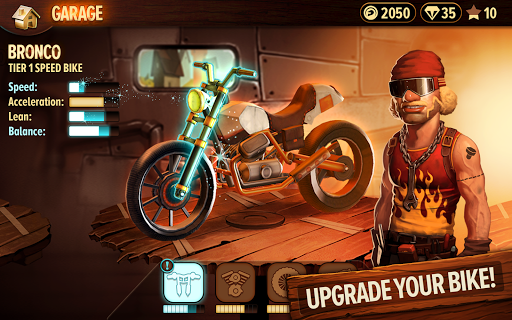 Trials Frontier screenshot 9