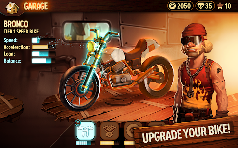 Trials Frontier MOD Apk (Unlimited Money) 9