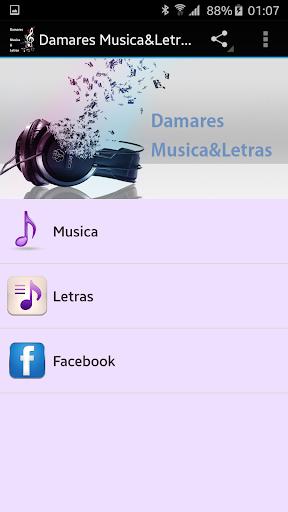 Damares Musica Letras