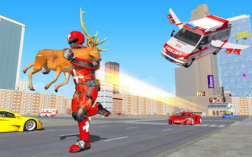 App Doctor Robot Speed Hero: Animals Rescue APK for Windows Phone