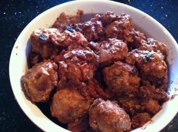 Yom Tov Meatballs Recipe