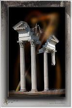 Foto: am Tempel