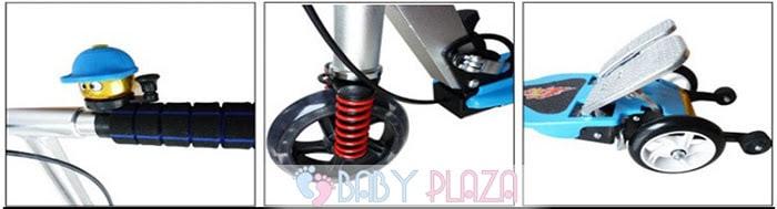 Xe trượt scooter có bàn đạp cho bé Q8 7