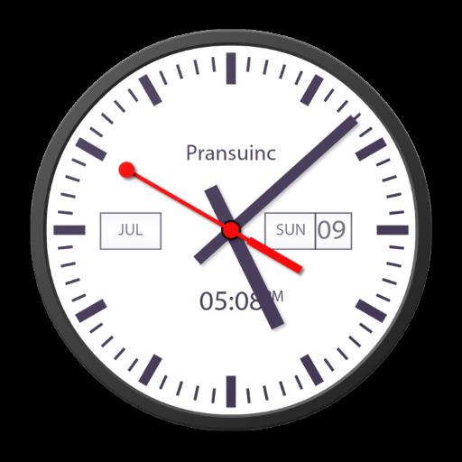 App Insights Swiss Clock Live Wallpaper Widgets Apptopia