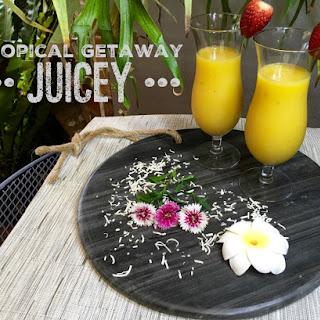 Tropical Getaway Juicey.