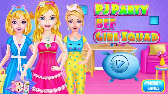 Mädchen pj party - BFF Mädchen Kader Plötzlich – Apps bei Google Play