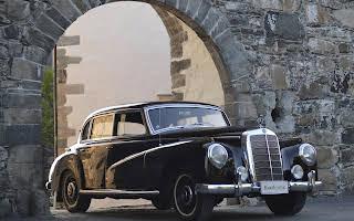 Mercedes-Benz 300 Rent Hordaland