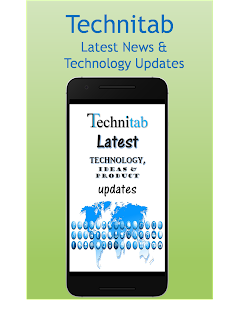 Technology News India- screenshot thumbnail
