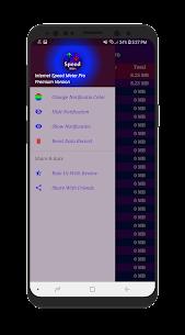 Internet Speed Meter Pro 3.0 Android Mod + APK + Data 2