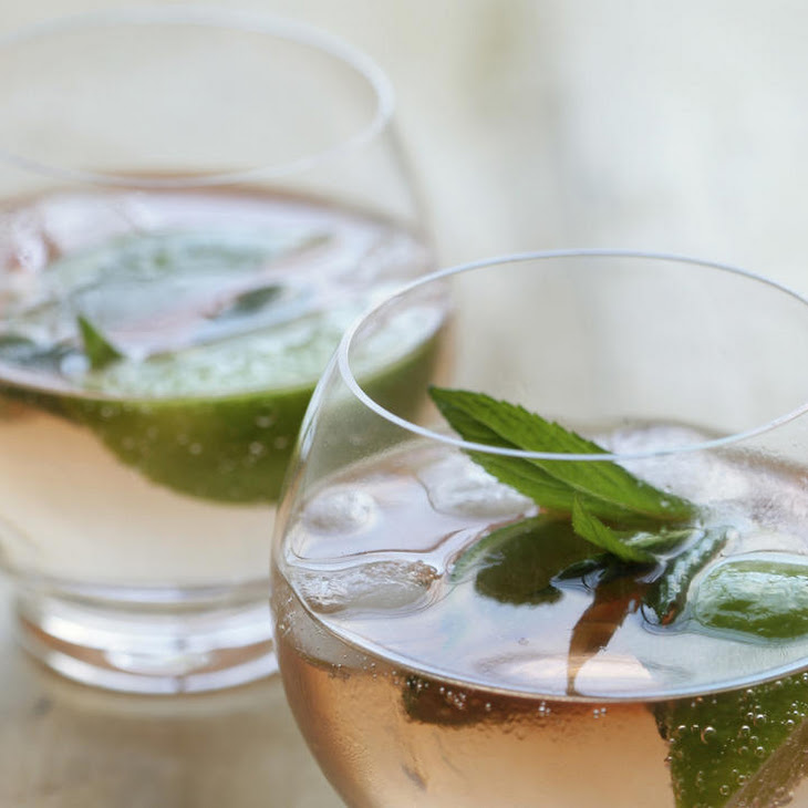 Bitters, Lime and Tonic