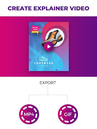 Flyer Maker, Poster Maker With Video 19.0 screenshots 14