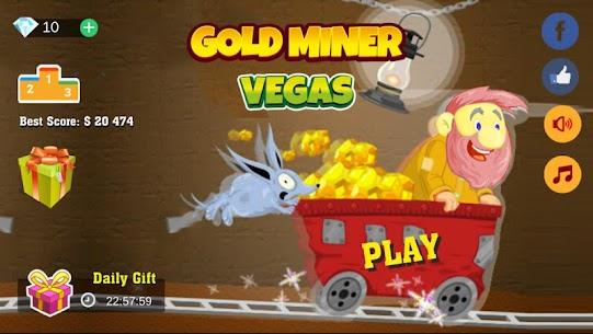 Gold Miner Vegas Mod Apk 1