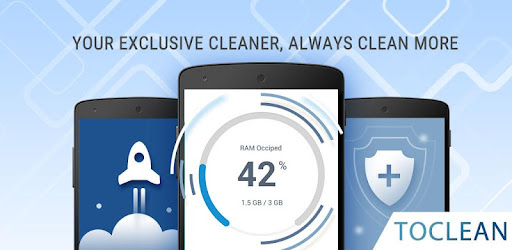 Toclean - Free Phone Cleaner & Booster Aplicaciones (apk) descarga gratuita para Android/PC/Windows screenshot